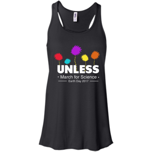 image 1056 490x490px Unless, March For Science Earth Day 2017 T Shirt