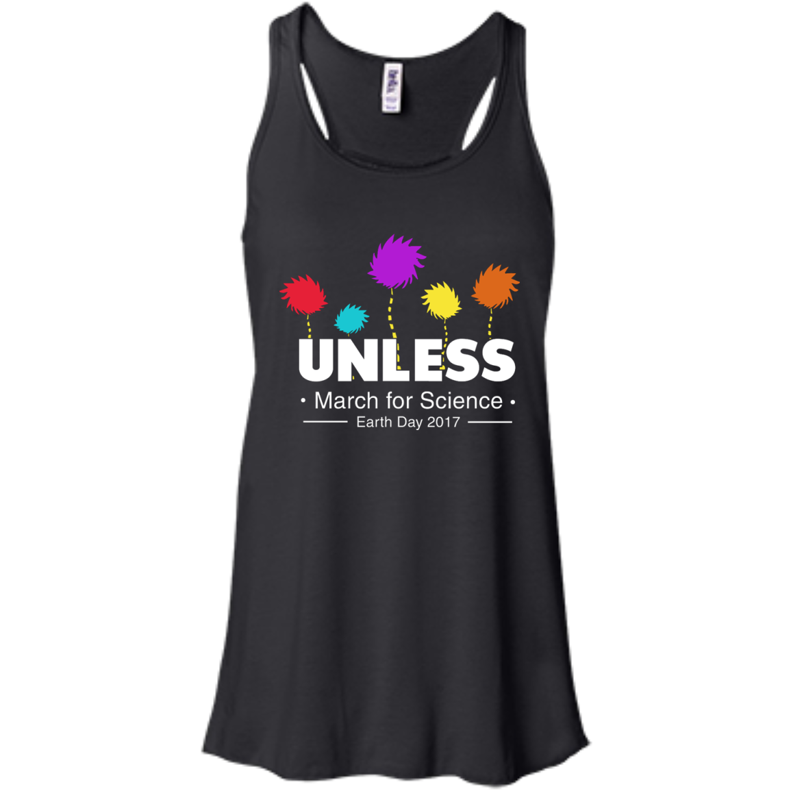 image 1056px Unless, March For Science Earth Day 2017 T Shirt