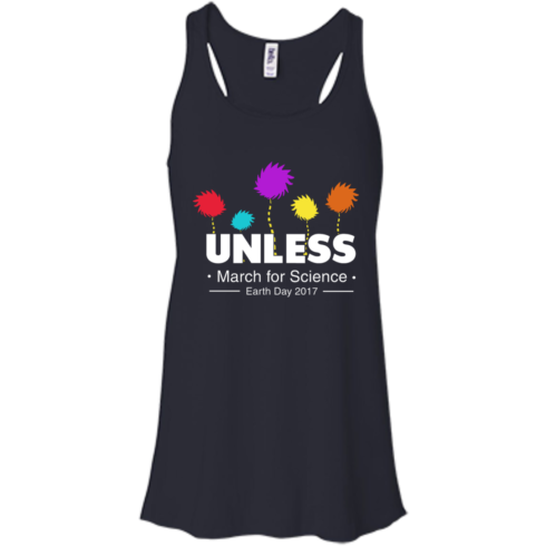 image 1057 490x490px Unless, March For Science Earth Day 2017 T Shirt