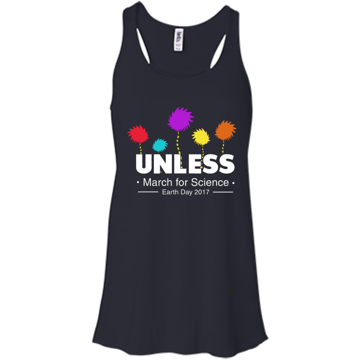 image 1057px Unless, March For Science Earth Day 2017 T Shirt
