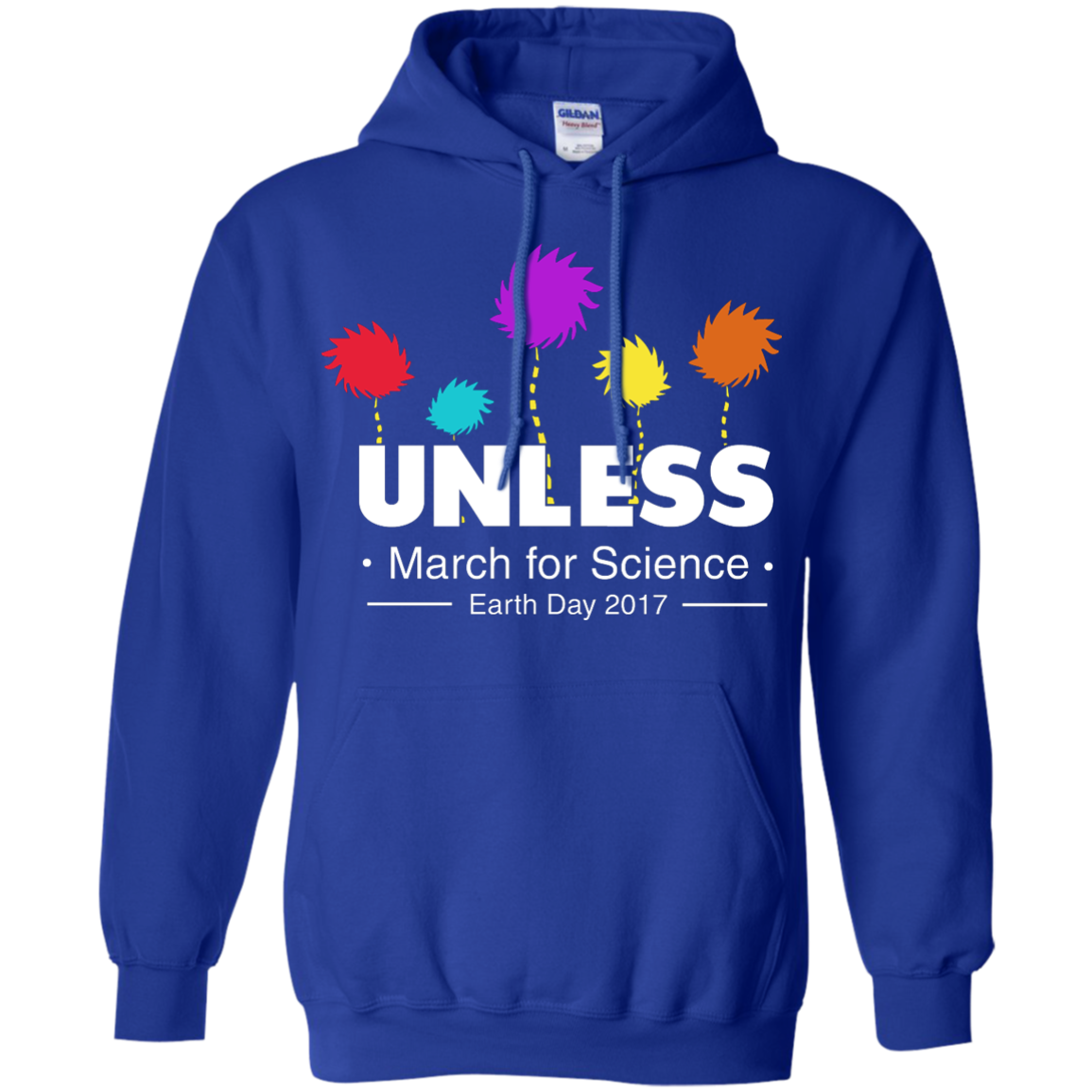 image 1060px Unless, March For Science Earth Day 2017 T Shirt