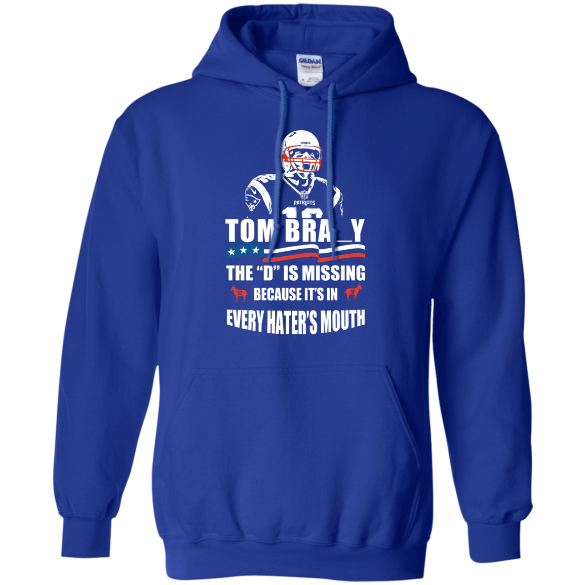 image 16px Tom Brady The D Is Missing T Shirt, Hoodies, Tank