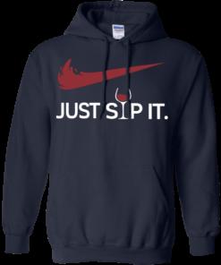 image 160 247x296px Just Sip It I Love Wine T Shirt, Hoodies, Tank Top