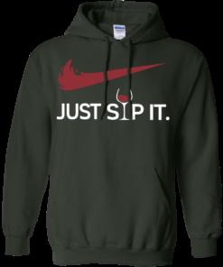 image 161 247x296px Just Sip It I Love Wine T Shirt, Hoodies, Tank Top