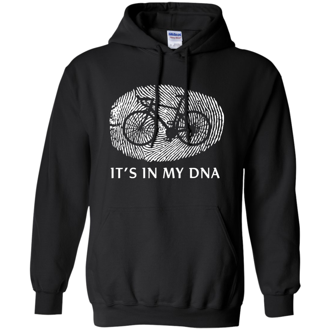 image 253px It's in my DNA Cycling tshirt, bicycle DNA shirt