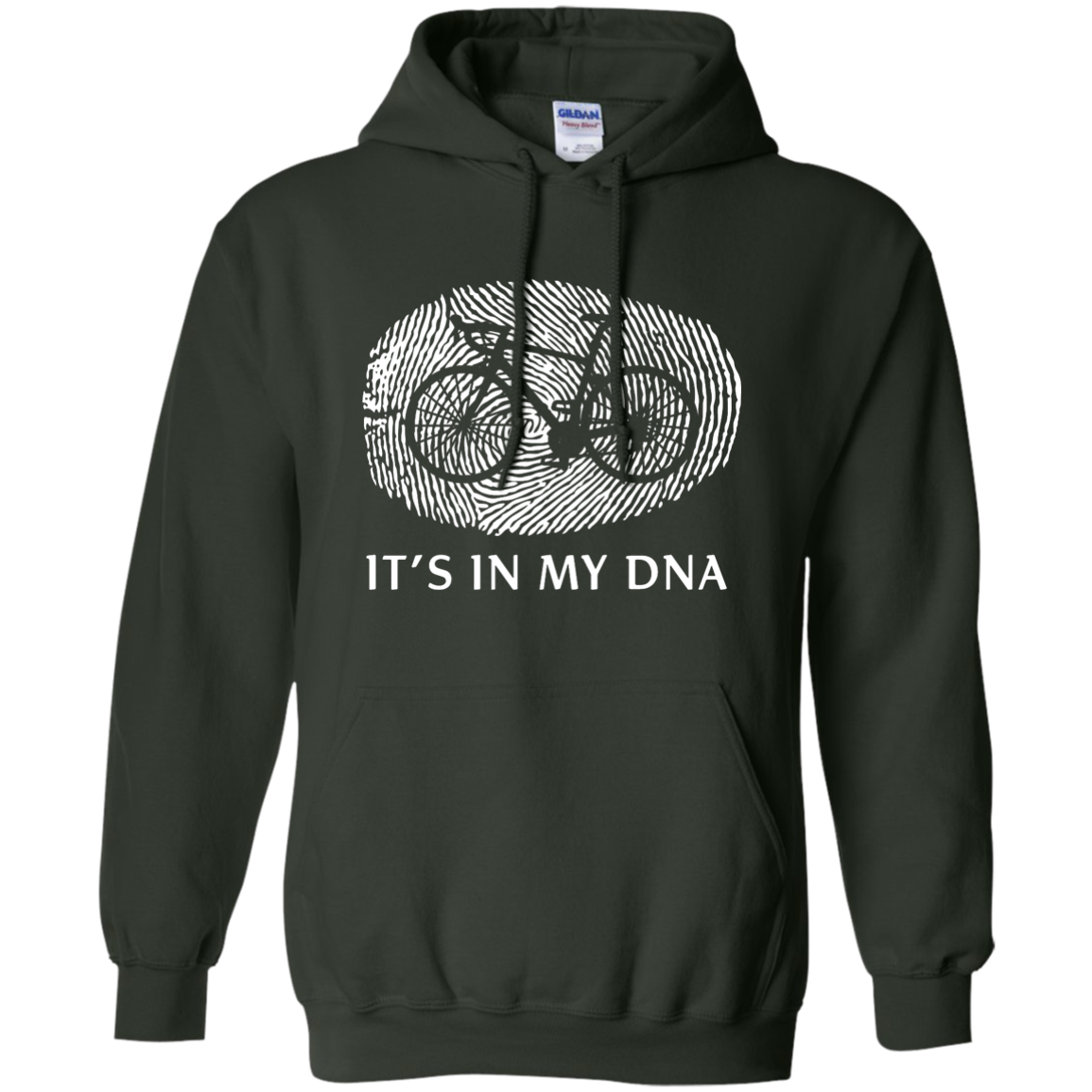 image 255px It's in my DNA Cycling tshirt, bicycle DNA shirt