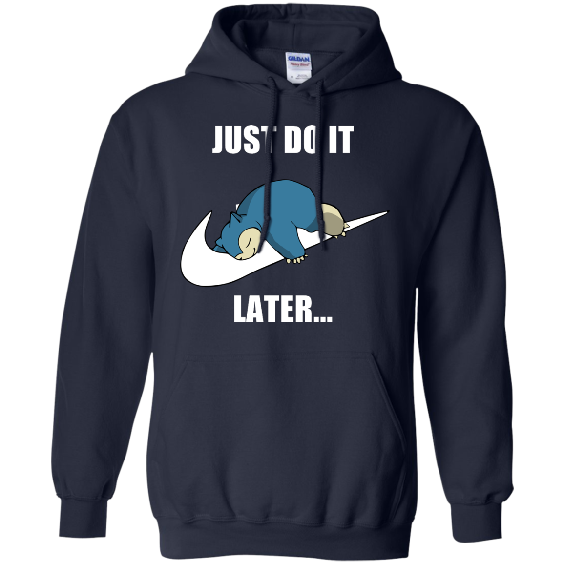 image 26px Just Do It Later Snorlax T Shirt, Hoodies, Tank Top