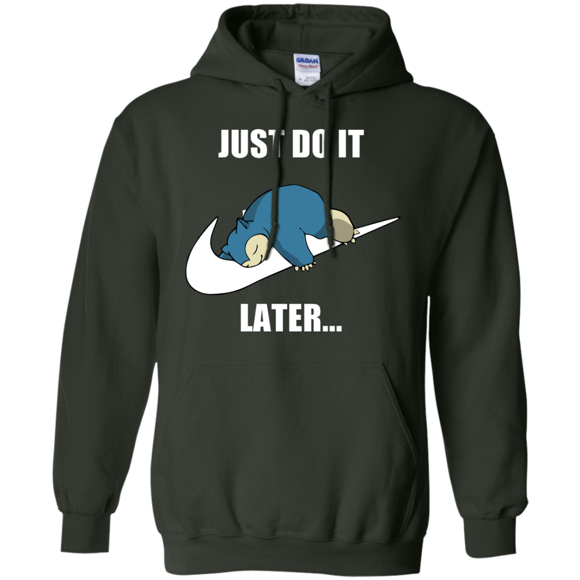 image 27px Just Do It Later Snorlax T Shirt, Hoodies, Tank Top
