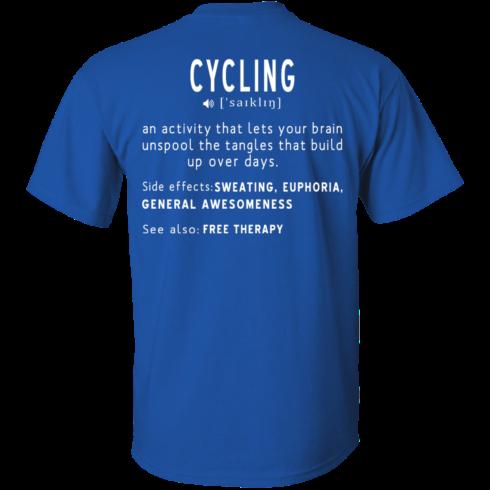 image 294 490x490px Cycling Definition T Shirt, Hoodies, Tank
