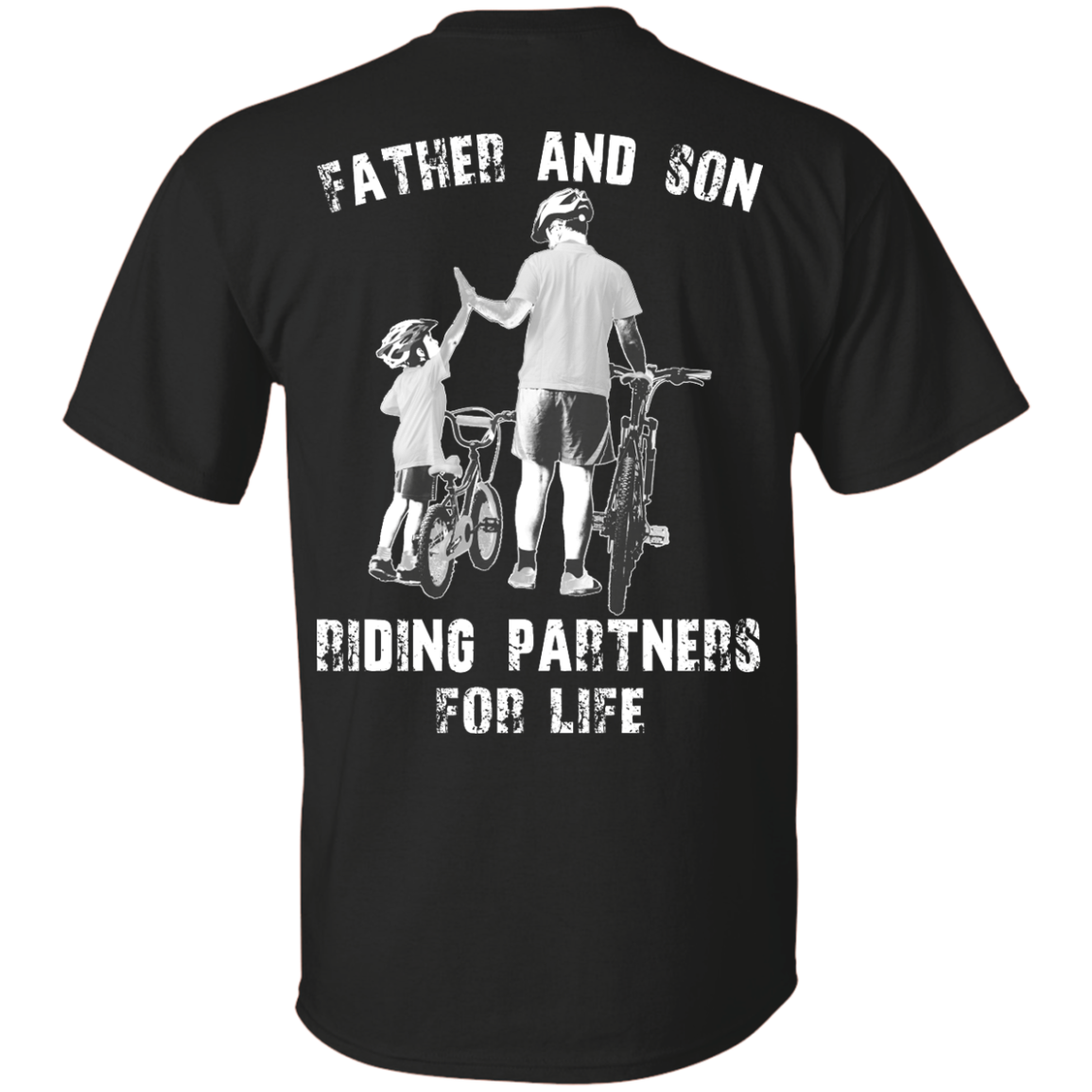 image 304px Father and Son Riding Partners For Life T shirt, Hoodies, Tank