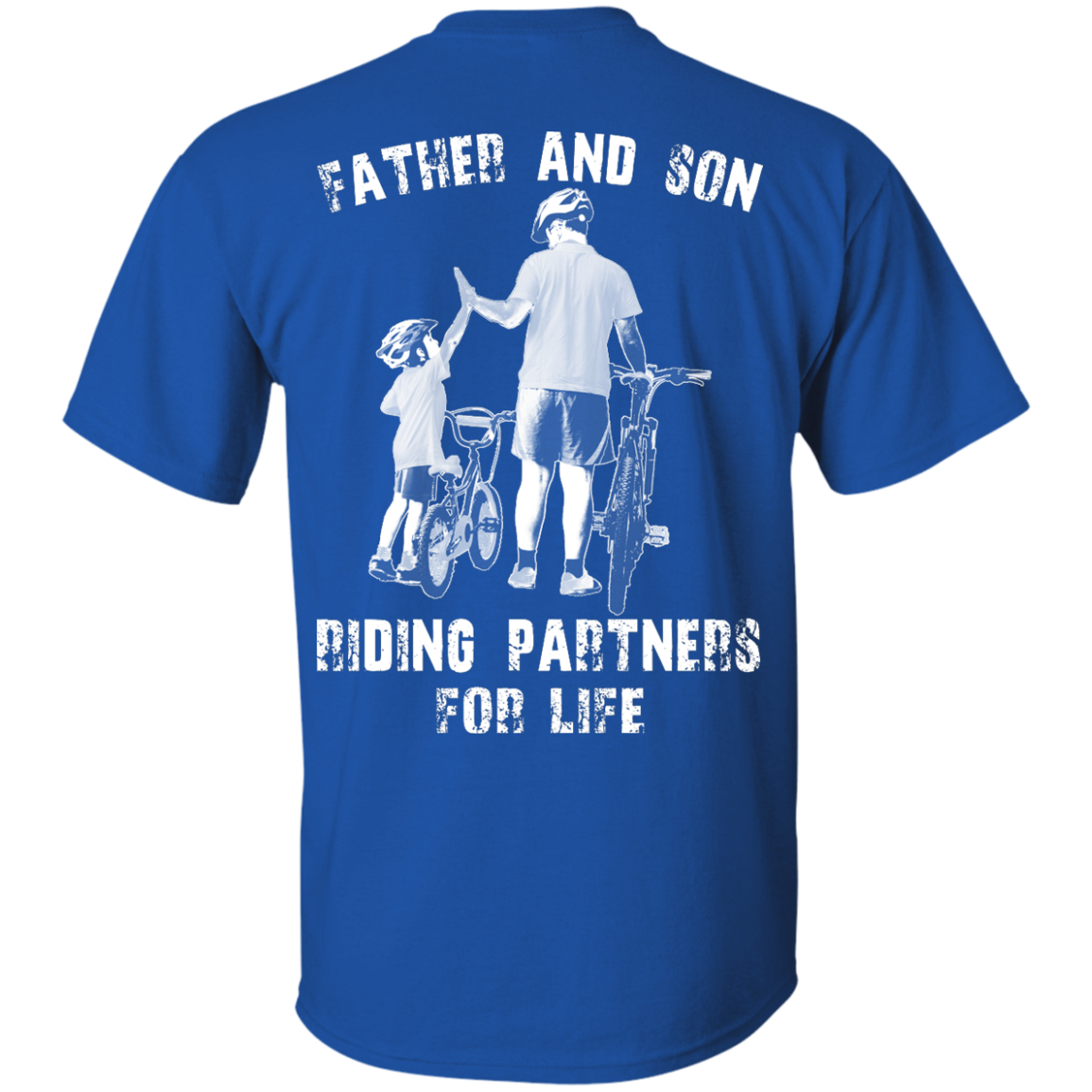image 305px Father and Son Riding Partners For Life T shirt, Hoodies, Tank
