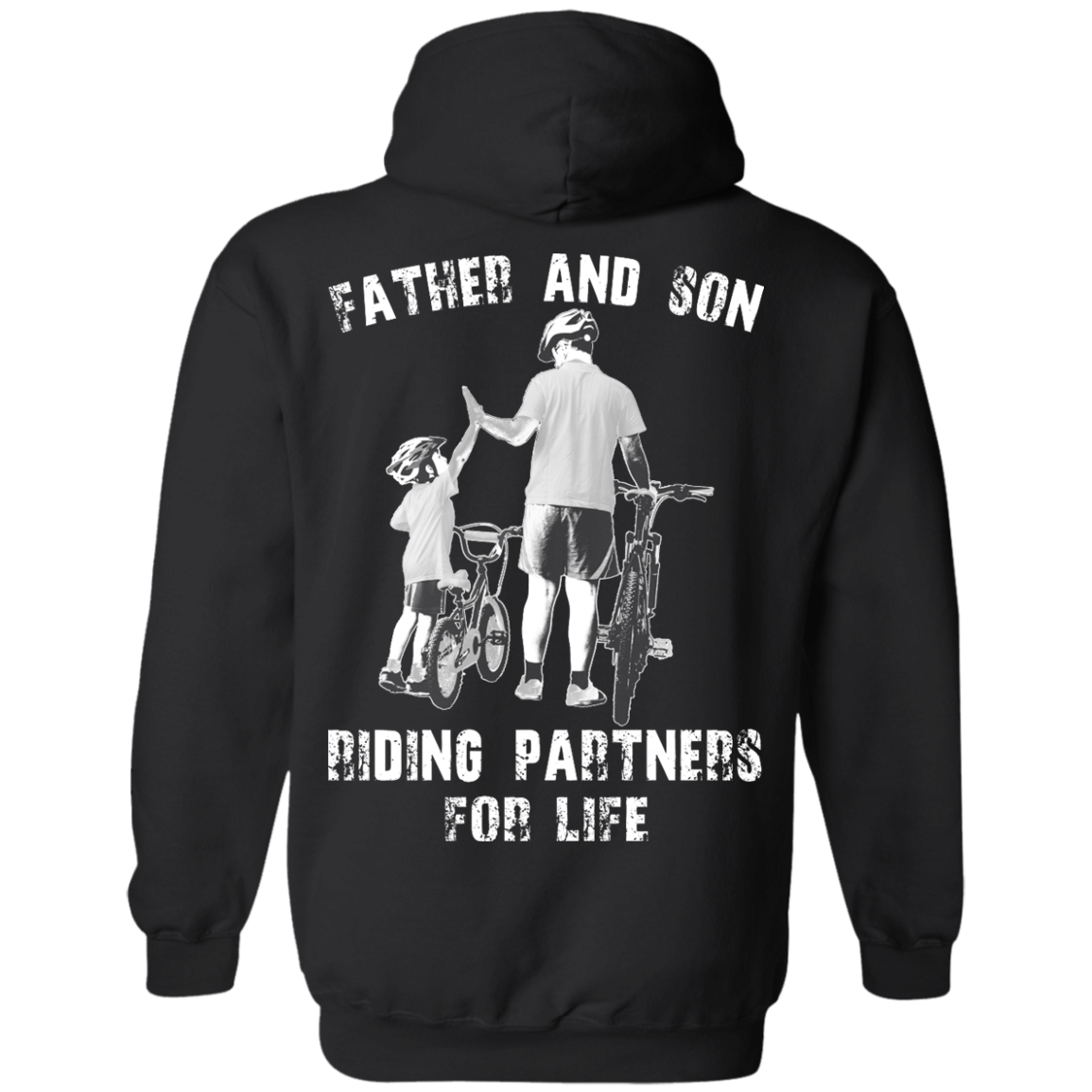 image 310px Father and Son Riding Partners For Life T shirt, Hoodies, Tank