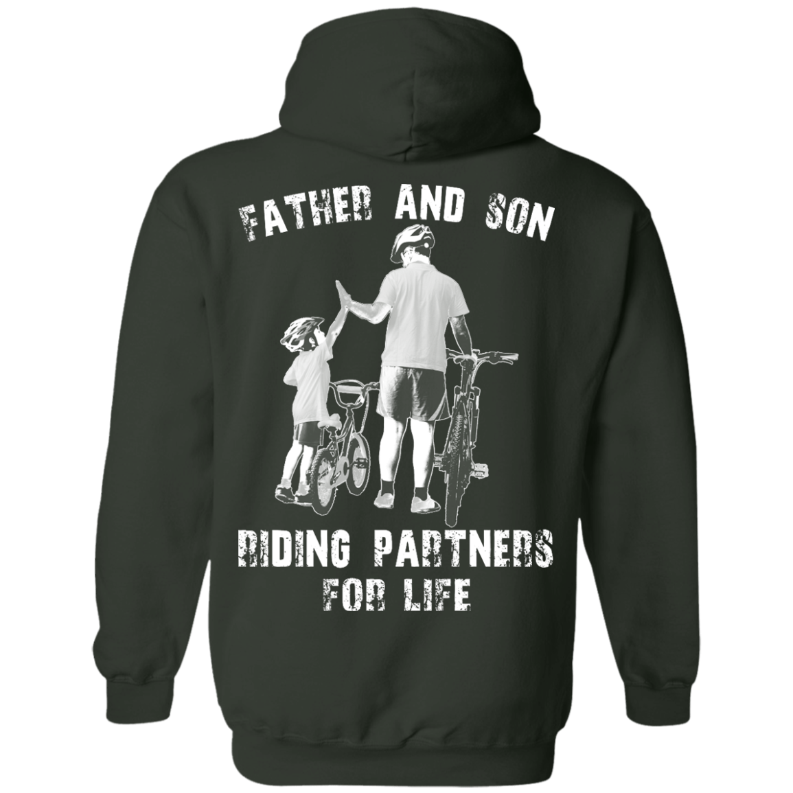 image 312px Father and Son Riding Partners For Life T shirt, Hoodies, Tank
