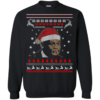 image 341 100x100px Merry Chrithmith Mike Tyson Ugly Christmas Sweater, T shirt