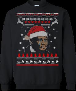 image 341 247x296px Crying Yordan Christmas Sweater, Long Sleeve