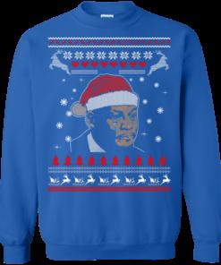 image 343 247x296px Crying Yordan Christmas Sweater, Long Sleeve