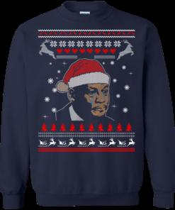 image 344 247x296px Crying Yordan Christmas Sweater, Long Sleeve