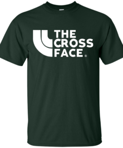 image 346 247x296px The Cross Face T Shirt, Hoodies, Tank Top