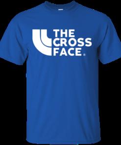 image 347 247x296px The Cross Face T Shirt, Hoodies, Tank Top