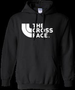 image 350 247x296px The Cross Face T Shirt, Hoodies, Tank Top