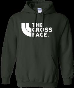image 352 247x296px The Cross Face T Shirt, Hoodies, Tank Top