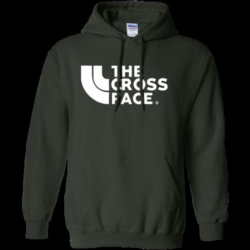 image 352 490x490px The Cross Face T Shirt, Hoodies, Tank Top