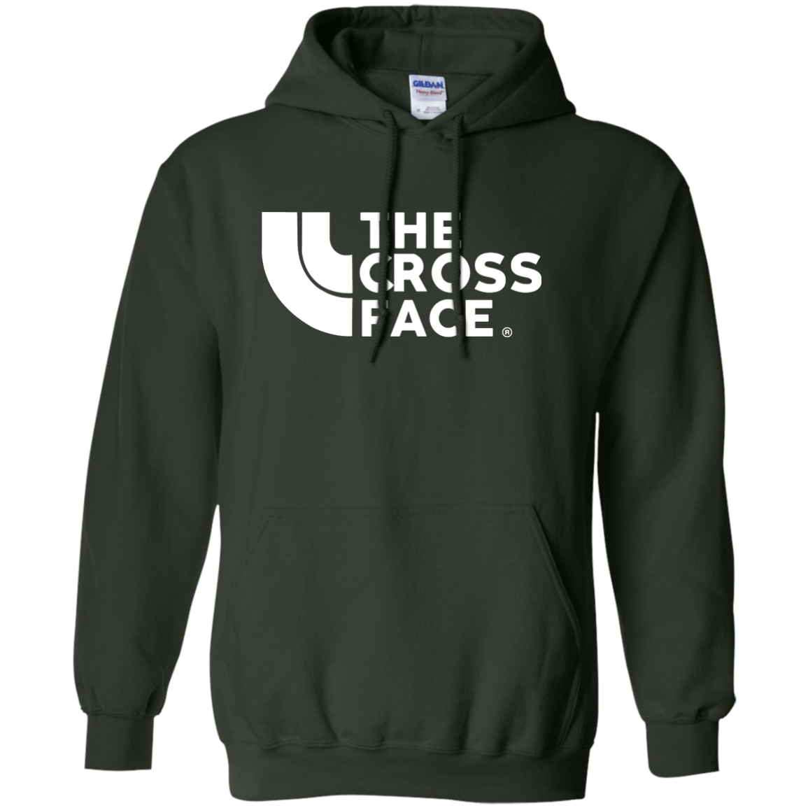 image 352px The Cross Face T Shirt, Hoodies, Tank Top