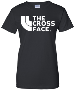image 353 247x296px The Cross Face T Shirt, Hoodies, Tank Top