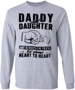 image 370 247x296px Daddy and Daughter Not Always Eye To Eye T Shirt, Hoodies