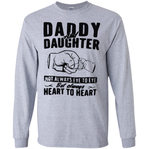 image 370 490x490px Daddy and Daughter Not Always Eye To Eye T Shirt, Hoodies