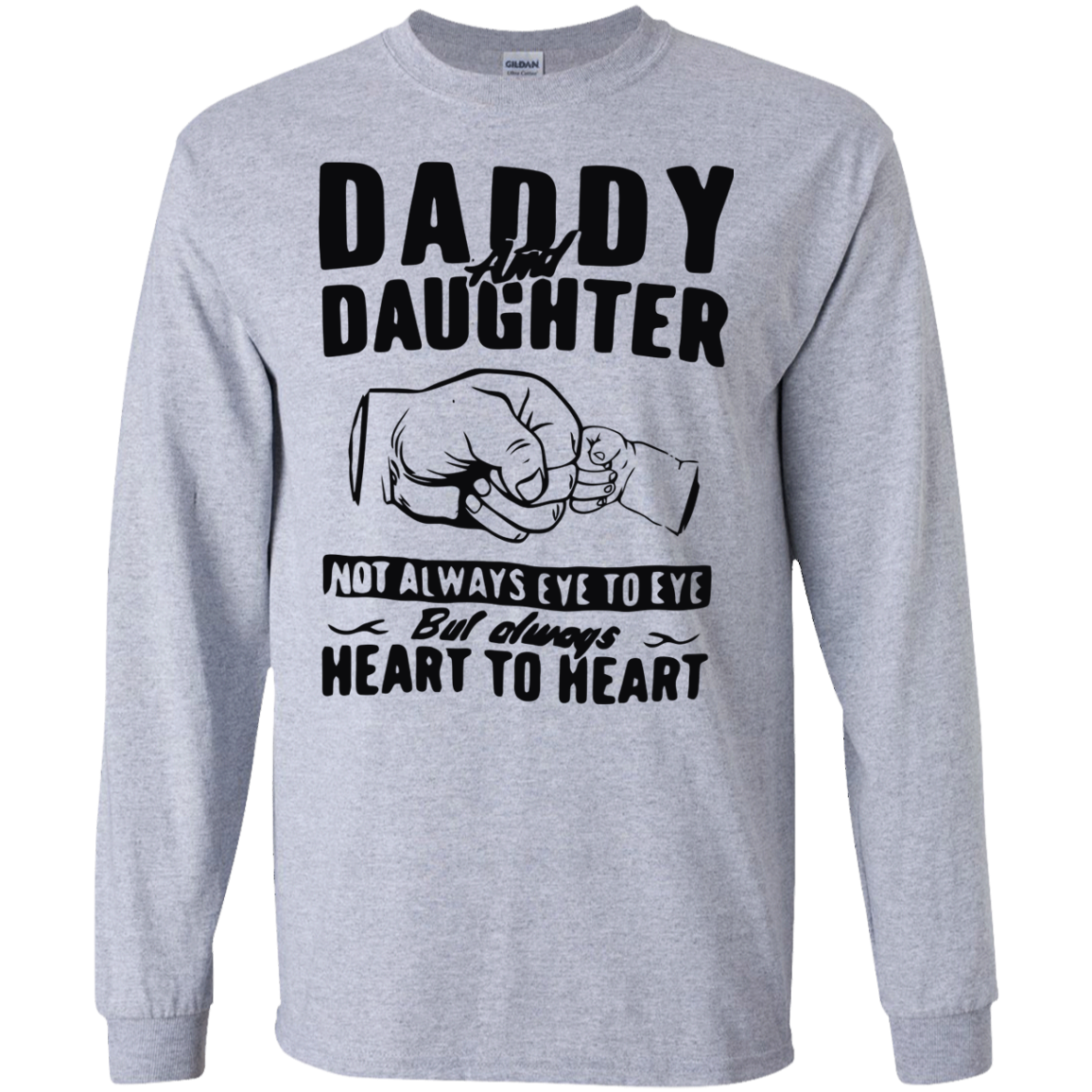 image 370px Daddy and Daughter Not Always Eye To Eye T Shirt, Hoodies