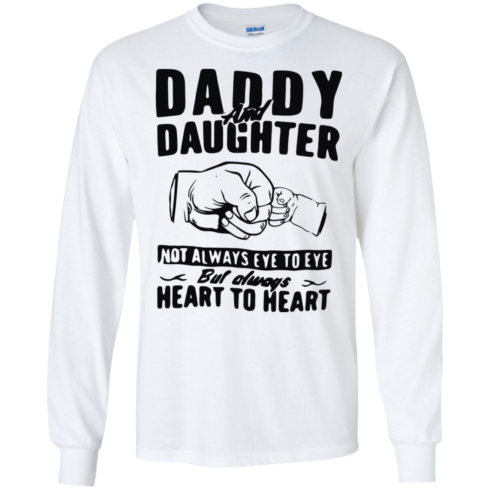 image 371 490x490px Daddy and Daughter Not Always Eye To Eye T Shirt, Hoodies
