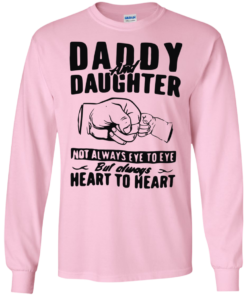 image 372 247x296px Daddy and Daughter Not Always Eye To Eye T Shirt, Hoodies