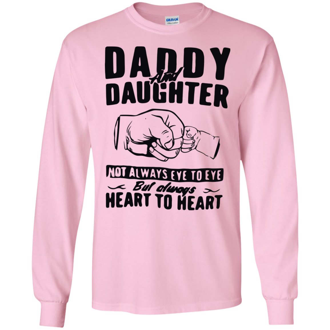 image 372px Daddy and Daughter Not Always Eye To Eye T Shirt, Hoodies