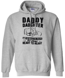 image 373 247x296px Daddy and Daughter Not Always Eye To Eye T Shirt, Hoodies