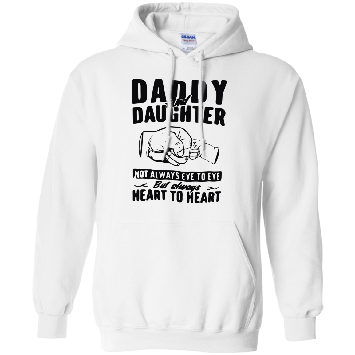 image 374px Daddy and Daughter Not Always Eye To Eye T Shirt, Hoodies