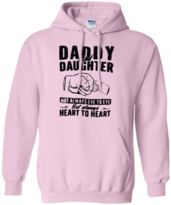 image 375 247x296px Daddy and Daughter Not Always Eye To Eye T Shirt, Hoodies