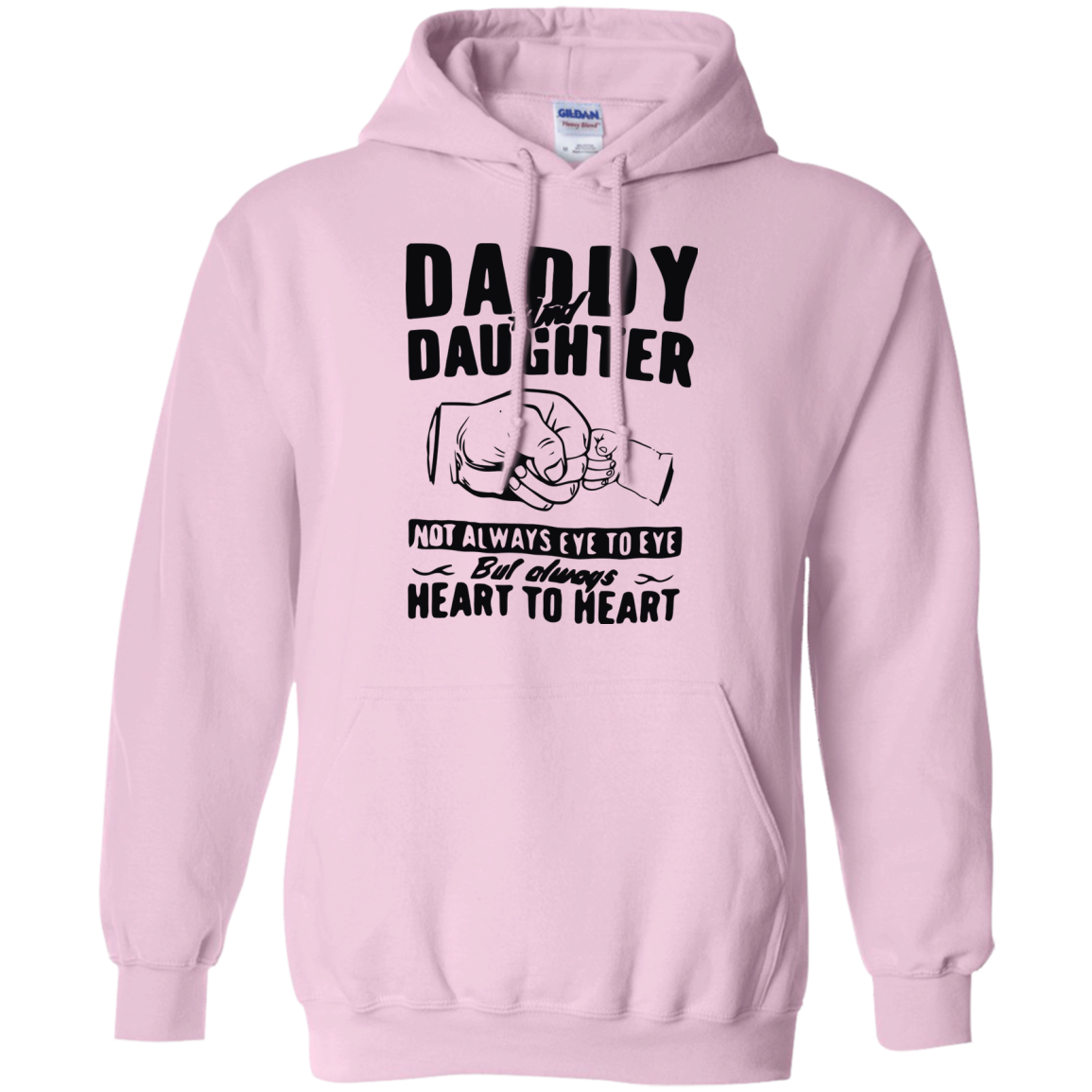 image 375px Daddy and Daughter Not Always Eye To Eye T Shirt, Hoodies