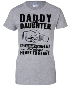 image 376 247x296px Daddy and Daughter Not Always Eye To Eye T Shirt, Hoodies