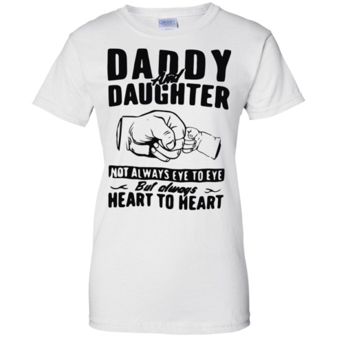 image 377 490x490px Daddy and Daughter Not Always Eye To Eye T Shirt, Hoodies