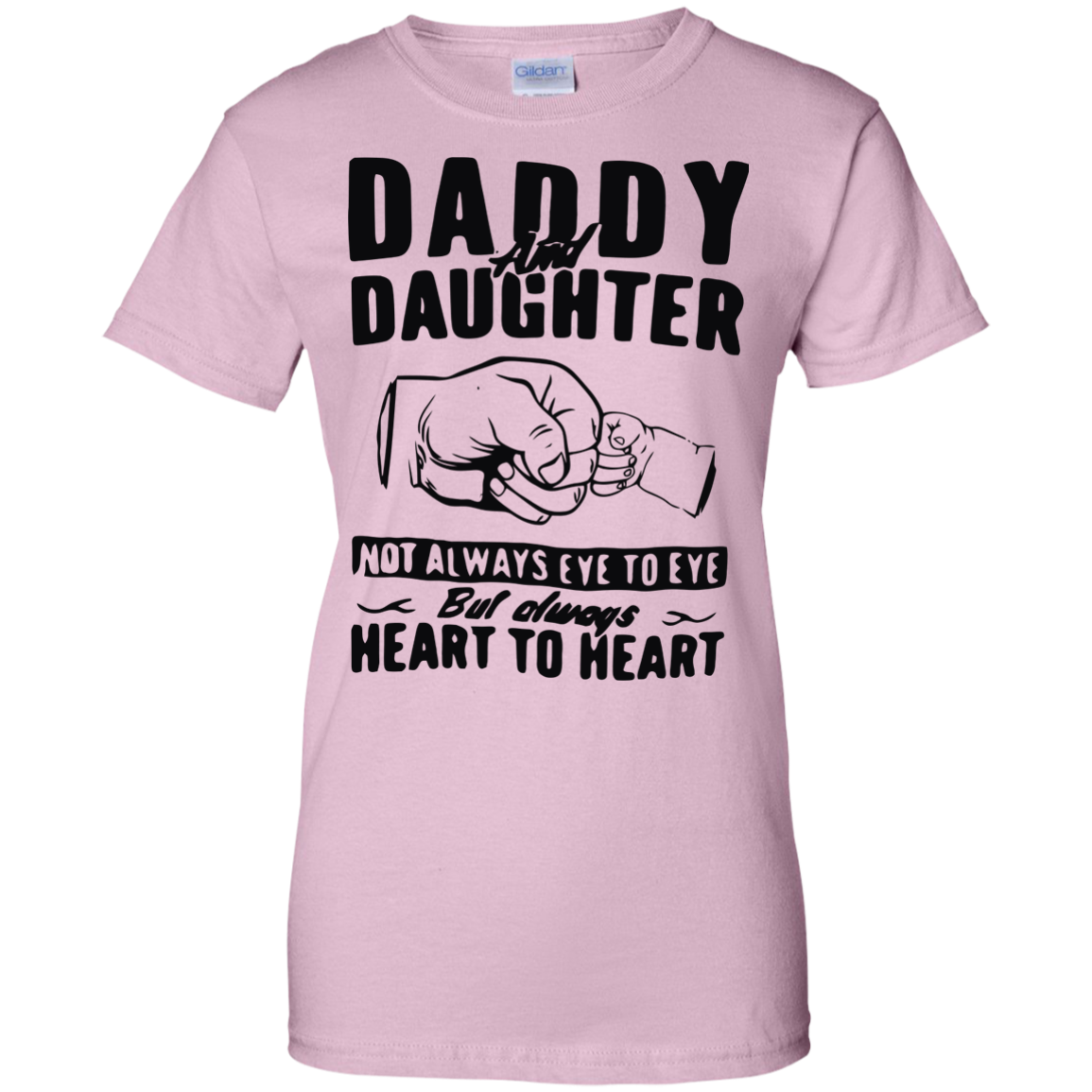 image 378px Daddy and Daughter Not Always Eye To Eye T Shirt, Hoodies