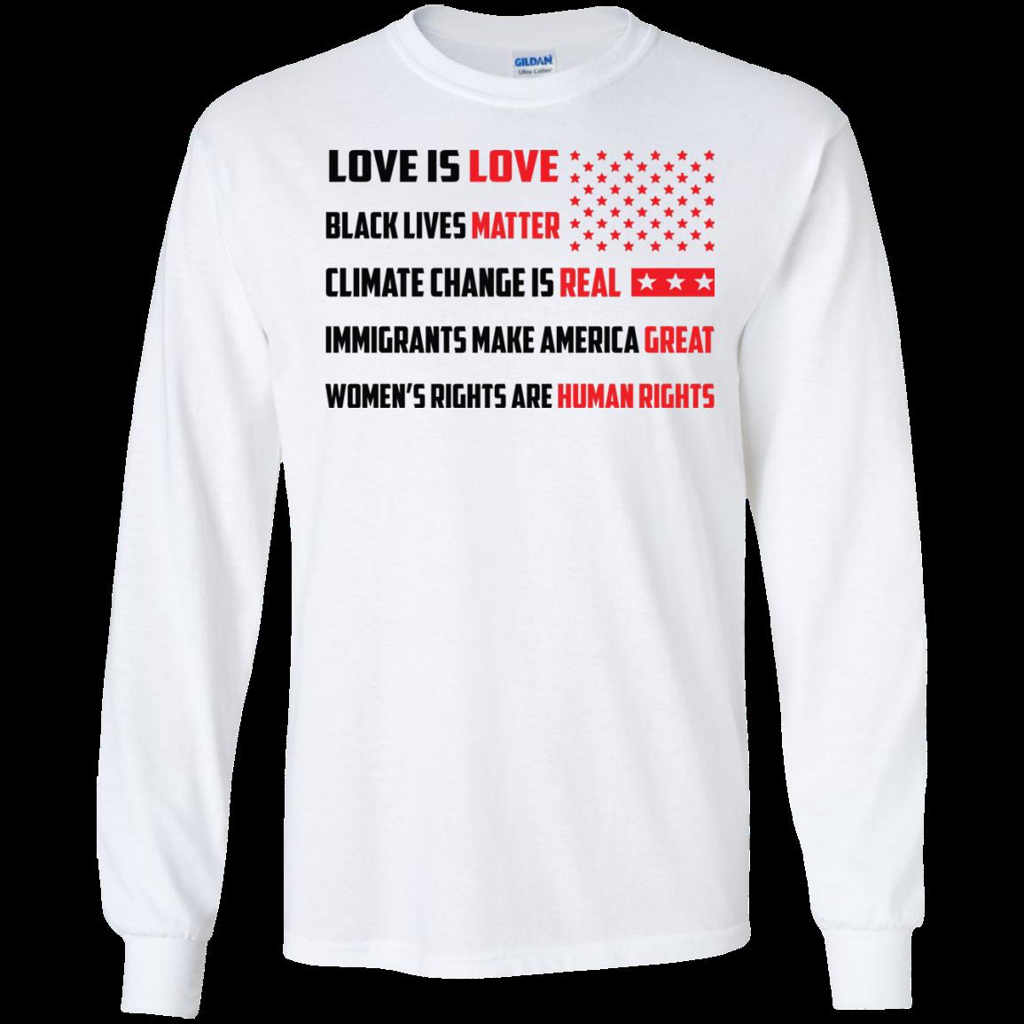 image 383px Love Is Love, Black Lives Matter T Shirt, Hoodies, Tank Top