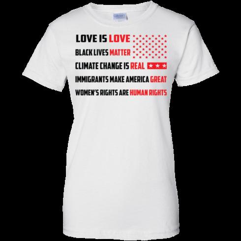 image 389 490x490px Love Is Love, Black Lives Matter T Shirt, Hoodies, Tank Top