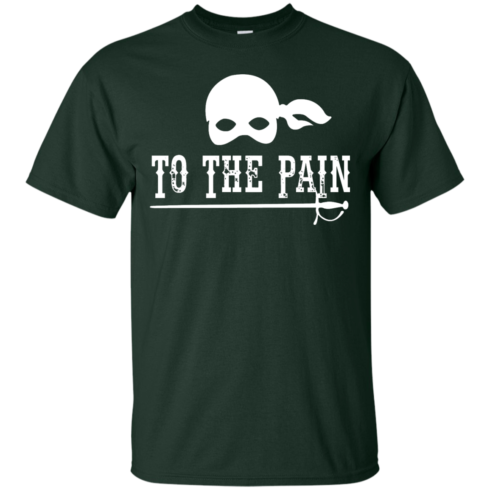 image 393 490x490px To The Pain The Princess Bride T Shirt, Tank Top