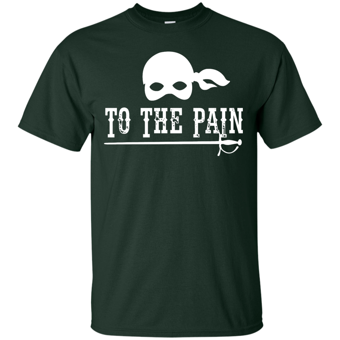 image 393px To The Pain The Princess Bride T Shirt, Tank Top