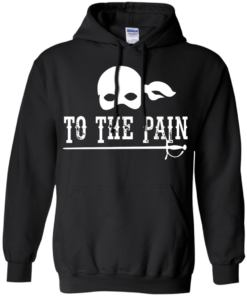 image 397 247x296px To The Pain The Princess Bride T Shirt, Tank Top