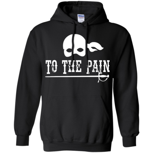 image 397 490x490px To The Pain The Princess Bride T Shirt, Tank Top
