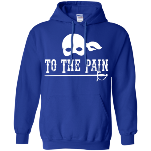 image 398 490x490px To The Pain The Princess Bride T Shirt, Tank Top