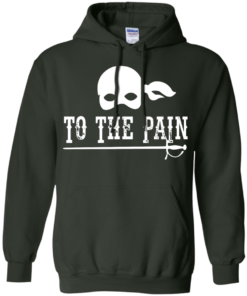 image 399 247x296px To The Pain The Princess Bride T Shirt, Tank Top