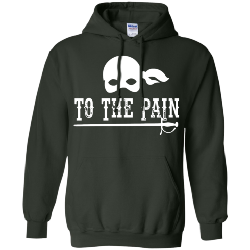 image 399 490x490px To The Pain The Princess Bride T Shirt, Tank Top